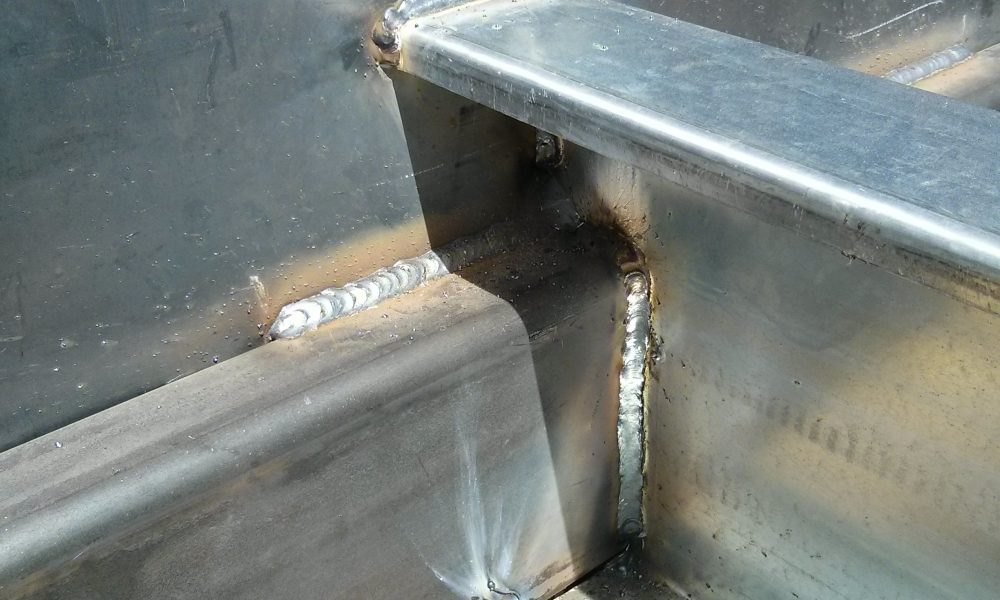 my welds