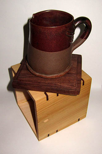 Cup and box